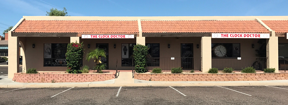 The Clock Doctor in Scottsdale, AZ