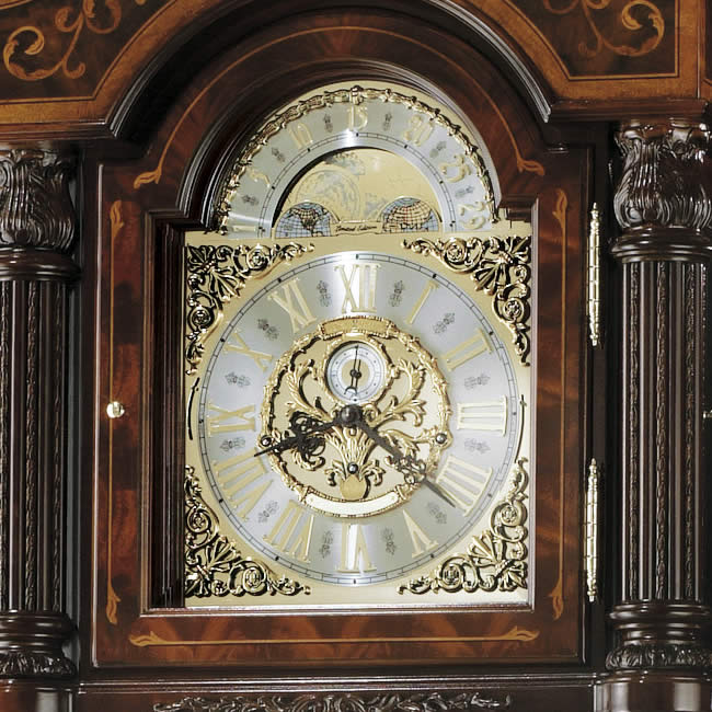 J. H. Miller Grandfather Clock U2013 Howard Miller