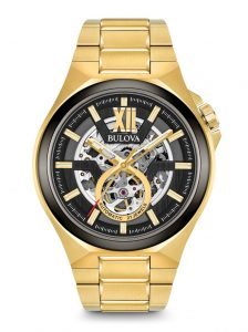 Bulova Men's Automatic Watch 98A178
