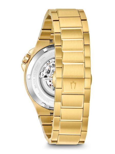 Bulova Men's Automatic Watch 98A178