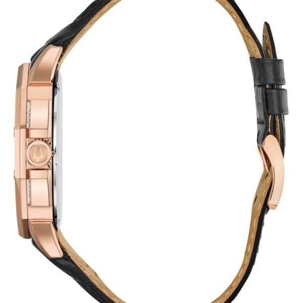 Bulova Men's Crystal Watch 98C125