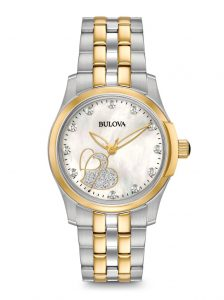 Bulova Womens Diamond Watch 98P152