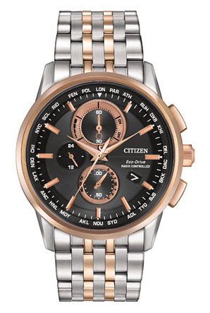 Citizen World Chronograph A-T AT8116-57E