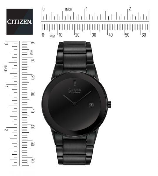 Citizen Axiom AU1065-58E