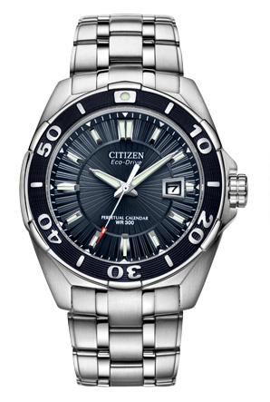 Citizen Perpetual Calendar BL1258-53L