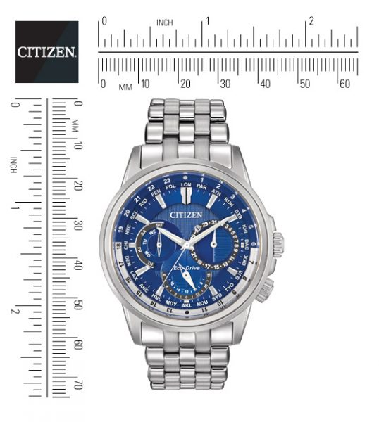 Citizen Calendrier BU2021-51L