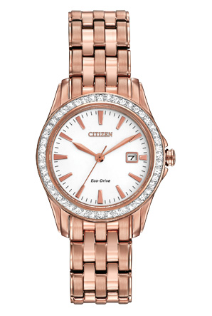 Citizen Silhouette Crystal EW1903-52A