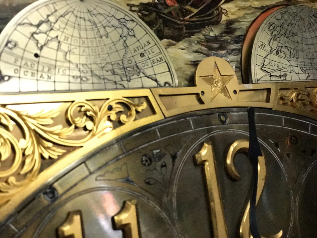 Eisenhower Grandfather Clock