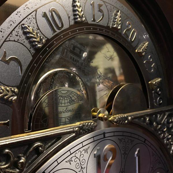 Reagan Presidential Clock