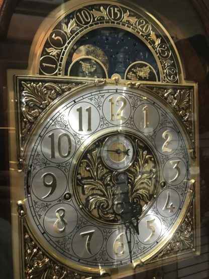 Edinburg Grandfather Clock