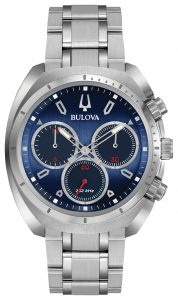 Bulova Curv Chronograph Watch 96A185