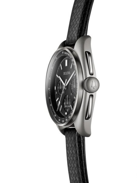 Bulova Special Edition Moon Chronograph Watch 96B251