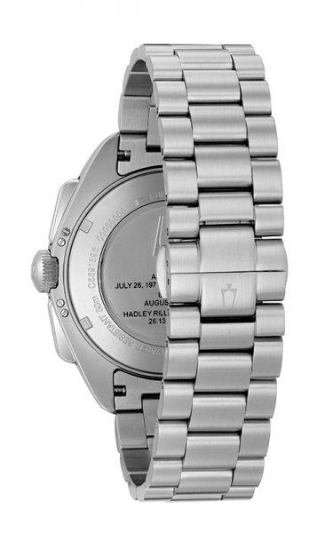 Bulova Special Edition Moon Chronograph Watch 96B258