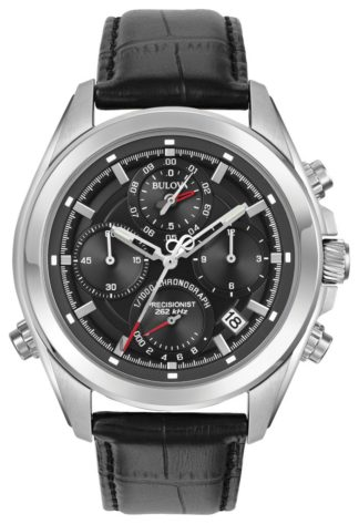 Bulova Men's Precisionist Chronograph Watch 96B259