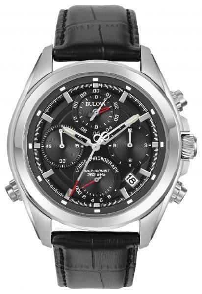 Bulova Men's Precisionist Chronograph Watch 96B259