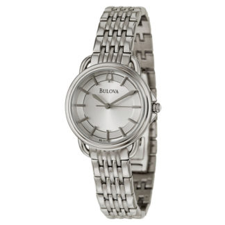 Bulova Womens Dress Watch 96L171