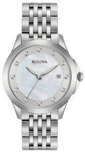 Bulova Women's Diamond Watch 96P174