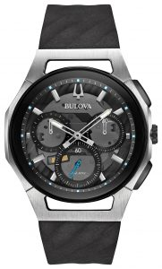 Bulova Curv Chronograph Watch 98A161