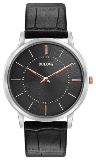 Bulova Men's Watch 98A167