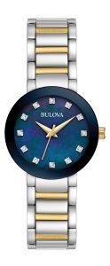 Bulova Women's Diamond Watch 98P157
