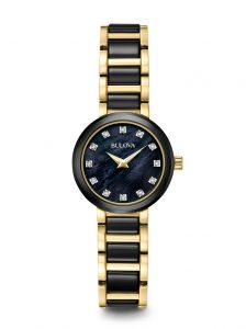Bulova Women's Diamond Watch 98P159