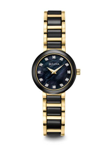 Bulova Women's Diamond Watch 98P159