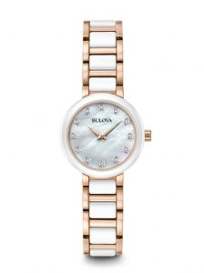 Bulova Women's Diamond Watch 98P160