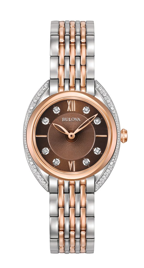 Bulova Women's Diamond Watch 98R230