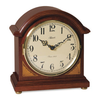 Hermle WINDFALL Cherry Mantel Clock