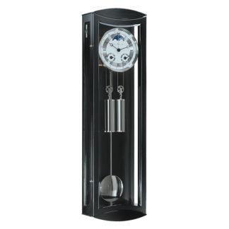 Hermle MORNINGTON Black Wall Clock 70650-740058