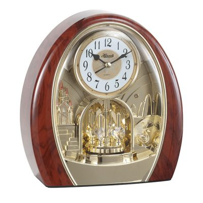 Hermle JESSICA Musical Table Clock 62001