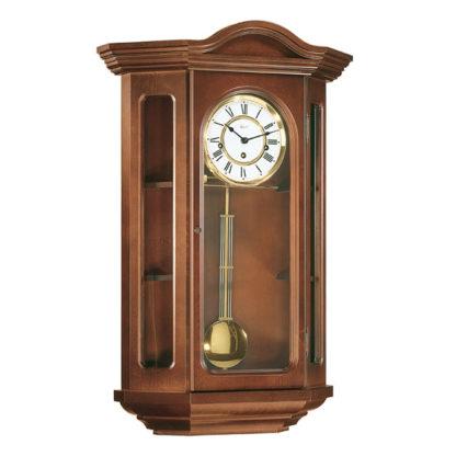 Hermle FAULKNER Cherry Curio Clock 70305-N90341