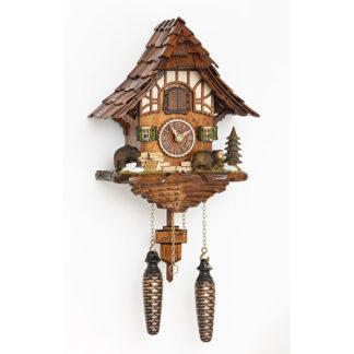 Hermle BAIERSDORF Cuckoo Clock 54000