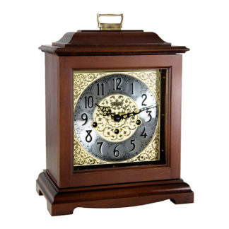 Hermle AUSTEN Cherry Mechanical Mantel Clock 22518-N90340