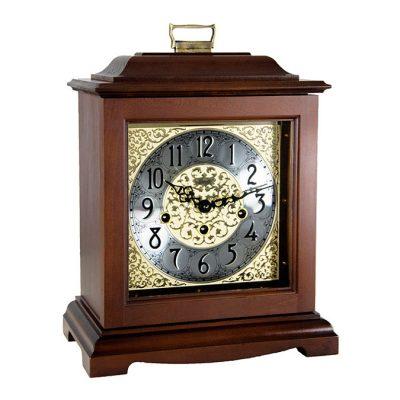 Hermle AUSTEN Cherry Mechanical Mantel Clock 22518-N90340