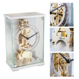 Hermle ALEXA Aluminum Mantel Clock 23049-000791