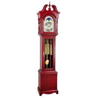 Hermle ALEXANDRIA Cherry Floor Clock 010890-RD0451
