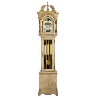 Hermle ALEXANDRIA White Floor Clock 010890-WH0451