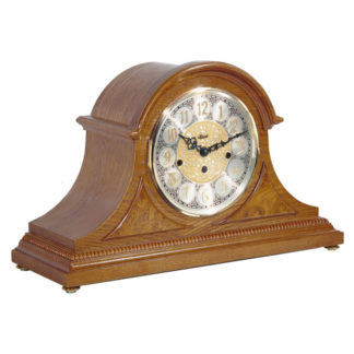 Hermle AMELIA Light Oak Mantel Clock 21130-I90340