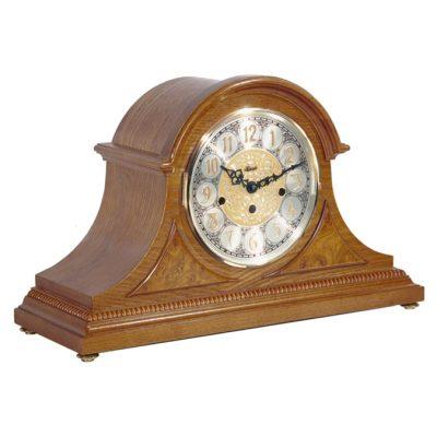 Hermle AMELIA Light Oak Mantel Clock 21130-I90340