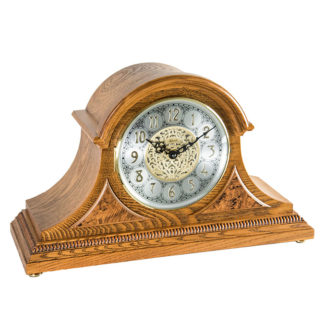 Hermle AMELIA Oak Mantel Clock 21130-I9Q