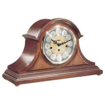 Hermle AMELIA Cherry Mantel Clock 21130-N90340