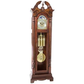 Hermle BLAKELY Cherry Floor Clock 010993-N91161