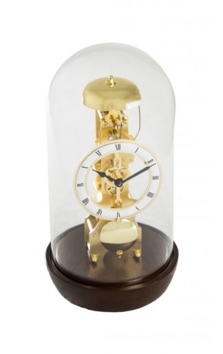 Hermle BRONX Walnut Mantel Clock 23018-030791