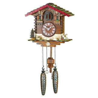Hermle SIMONSWALD Cuckoo Clock 46000