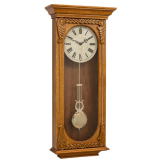 Hermle TIMBERLAKE Regulator Wall Clock 70732-I92214