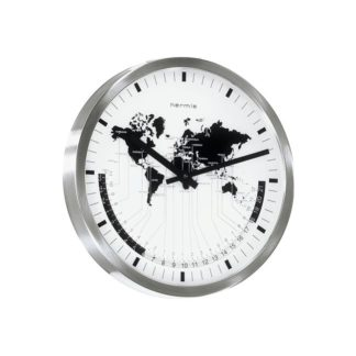 Hermle AIRPORT Wall Clock 30504-002100
