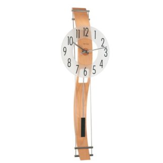 Hermle KENNINGTON Beech Wall Clock 70644-382200