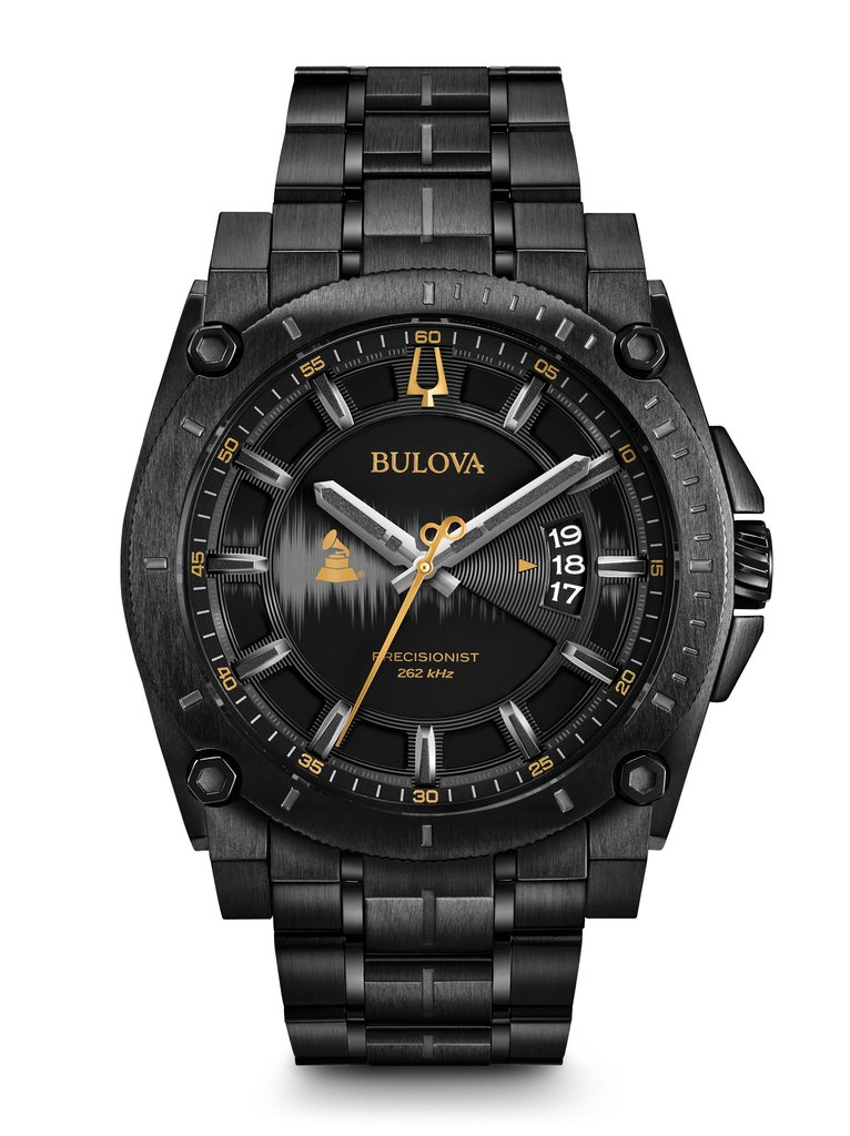 Bulova Grammy Edition Mens Watch 98B295