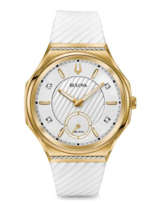 Bulova Ladies CURV Watch 98R237
